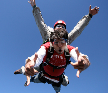 Santa Barbara, California Skydive Photographs